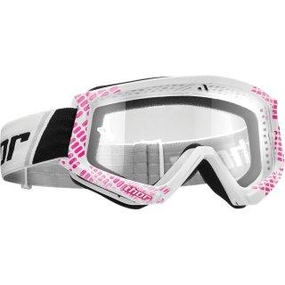 Thor Combat Cap Brille Pink/White