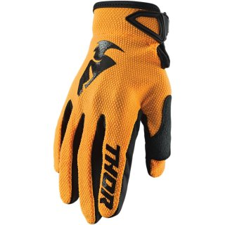 Thor Sector S20 Handschuhe Orange