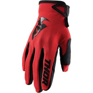 Thor Sector S20 Handschuhe Red