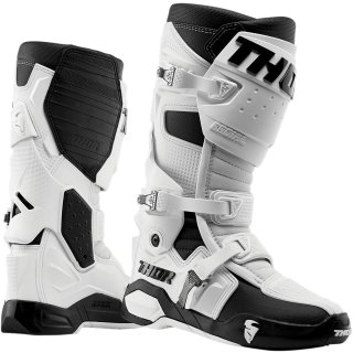 Thor Radial Offroad Stiefel White