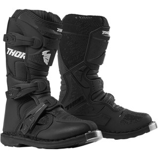 Thor Youth Blitz Xp Offroad Stiefel Black