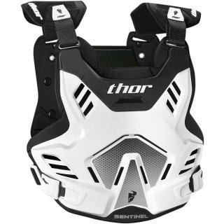 Thor Sentinel Gp Guard White/Black