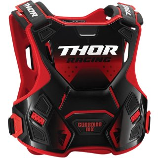 Thor Guardian Mx Deflector Red/Black