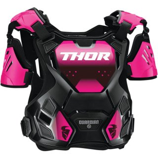 Thor Womens Guardian S20 Deflector Pink/Black