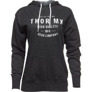 Thor Womens Crafted Fleece Charcoal