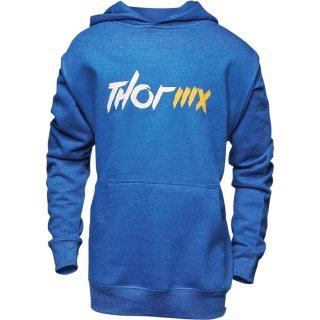 Thor Youth Mx Fleece Po Royal