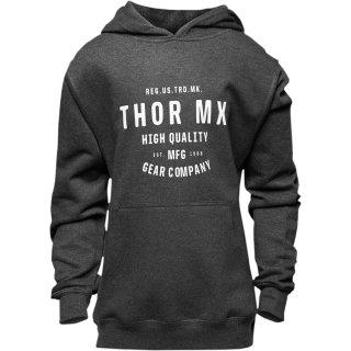 Thor Girls Crafted Fleece Charcoal