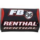 Renthal Fatbar 36 Lenkerpolster Bk/Wt/Rd