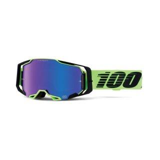 100% Armega Goggle Uruma - HiPER Blue