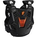 Thor Sentinel GP schwarz/orange Gr. M/L