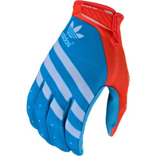 TLD Handschuhe Adidas Team Blau/Orange