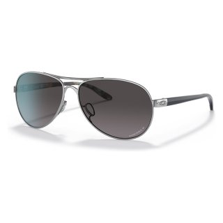 Oakley Sonnenbrille Feedback Prizm Grey Gradient