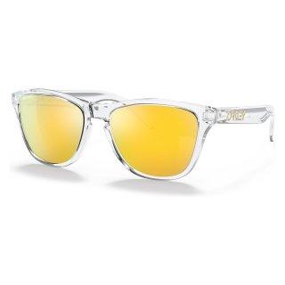 Oakley Kinder Sonnenbrille Frogskins Xs Prizm 24K...