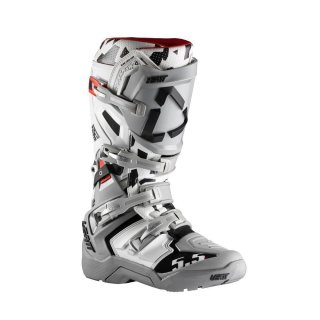 Leatt Stiefel 5.5 FlexLock Enduro JW22 grau-weiss