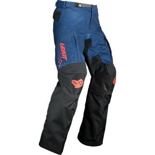 Leatt Hose 5.5 Enduro blau-schwarz