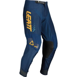 Leatt Hose 4.5 blau-gold
