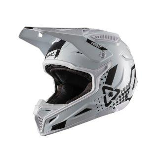 Leatt Helm GPX 4.5 weiss-schwarz