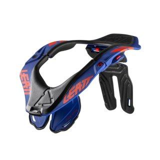 Leatt Neck Brace GPX 5.5 blau-rot