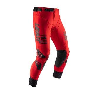 Leatt Hose GPX 5.5 I.K.S. rot-schwarz
