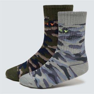 Oakley Socken Camo Socken (2Pcs)