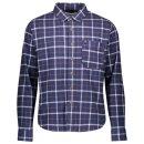 Scott Shirt Ms 20 Casual L-SL - dark blue