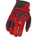 Fly Racing Handschuhe Kinetic K221 rot-schwarz