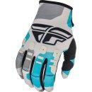 Fly Racing Handschuhe Kinetic K221 grau-blau