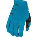 Fly Racing Handschuhe Lite blau-grau