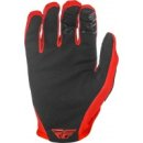 Fly Racing Handschuhe Lite rot-khaki