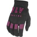 Fly Racing Handschuhe F-16 Lady schwarz-pink