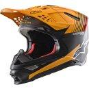 Alpinestars Helm Sm10 Dyno Bk/Or
