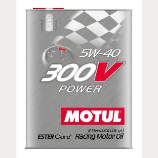 Motul 300V Power 5W40