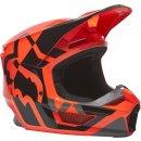 Fox V1 Lux Helm, Ece [Flo Org]