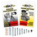 Bolt Motor Schrauben Kit Honda CR 500 86-01