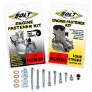 Bolt Motor Schrauben Kit Honda CRF 450R 09-12