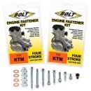 Bolt Motor Schrauben Kit KTM 450-500 13-15, EXC 12-16