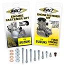Bolt Motor Schrauben Kit Suzuki RM 125 98-07