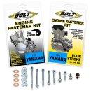 Bolt Motor Schrauben Kit Yamaha YZF 250 14-18, WR 250F 15-19