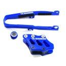 TMD Kettenführungskit KXF 250 09-16, KXF 450 09-15 blau