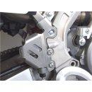 Works Connection Fußbremszylinderschutz Suzuki RMZ...