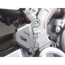Works Connection Fußbremszylinderschutz Kawasaki KX...