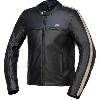 iXS Classic LD Jacke Stripe schwarz