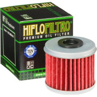 Hiflo Filtro Ölfilter HF116