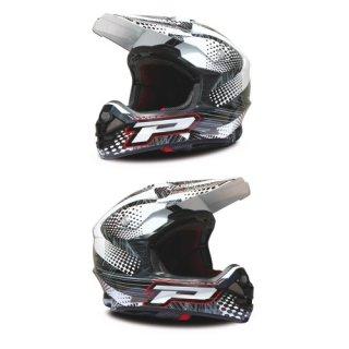 ProGrip Helm Schwarz  Bubbles 3090 S