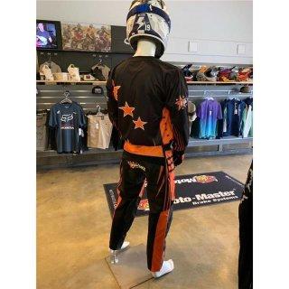 Twist Industries Crossshirt Orange