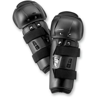 Thor Youth Sector Knee Guard Black