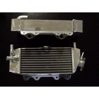 KSX Kühler Yamaha Yz250F 01-05 Wr250F 01-06 Set