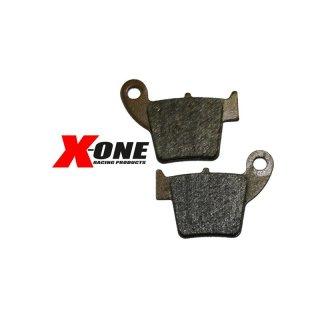 X-One Bremsbeläge Honda Cr, Crf 02- Hinten