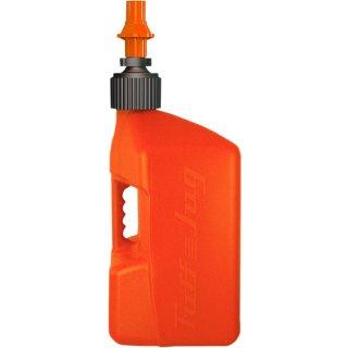 Tuff Jug Benzinkanister 10 Liter Orange