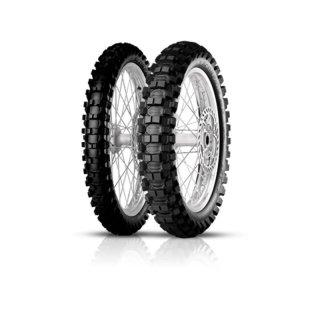 Pirelli Reifen Mx Extra X Scorpien 110/100-18
